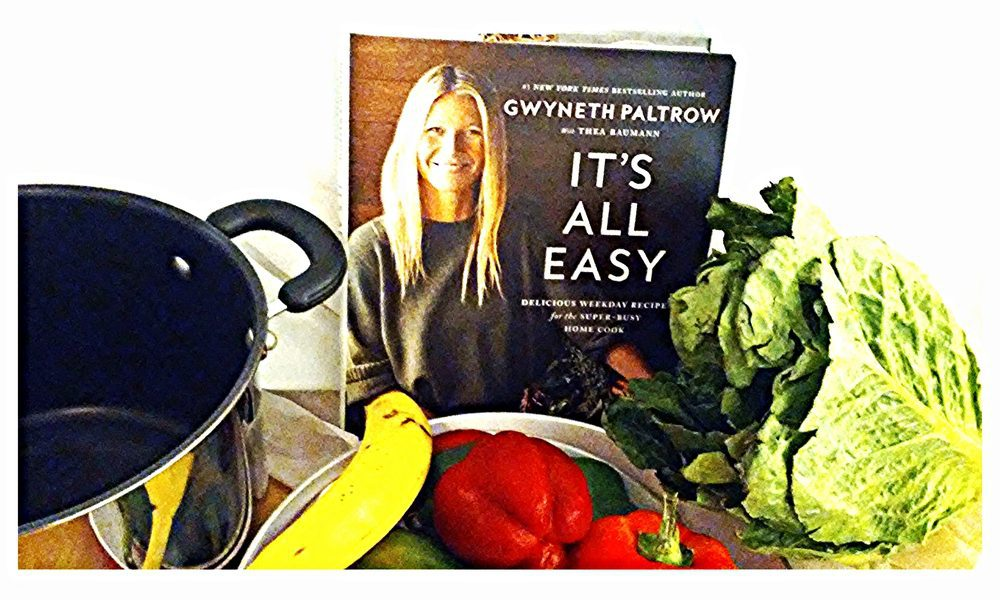 My Review of Gwyneth Paltrow's New Book & How to Win It!