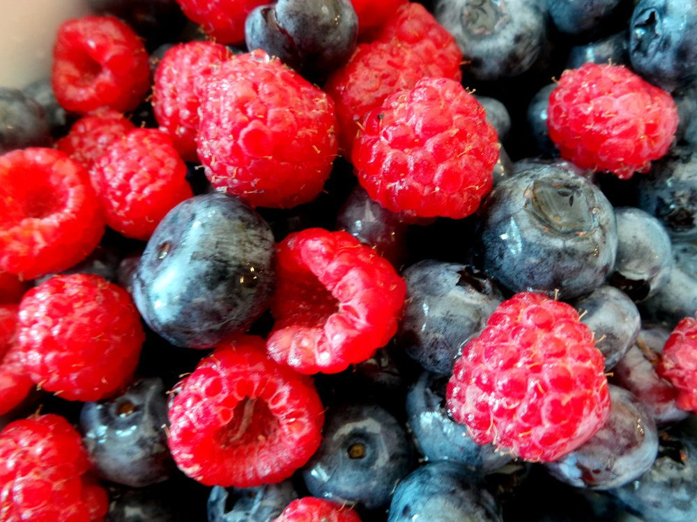 Got berries? These should do just fine in your muffins :)