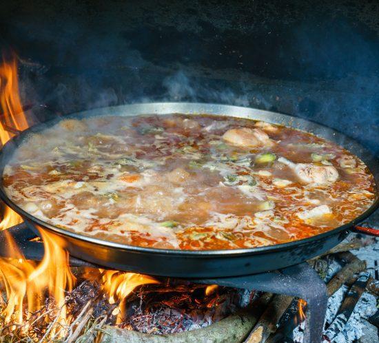 Americanized Paella: Heaven in a Pan