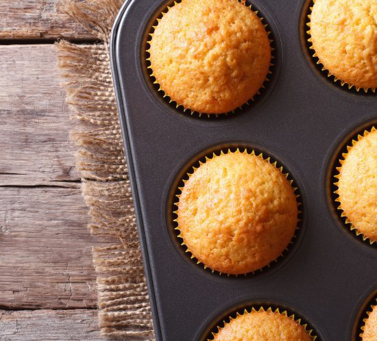 The Frantic Holiday Season Calls for These Muffins!