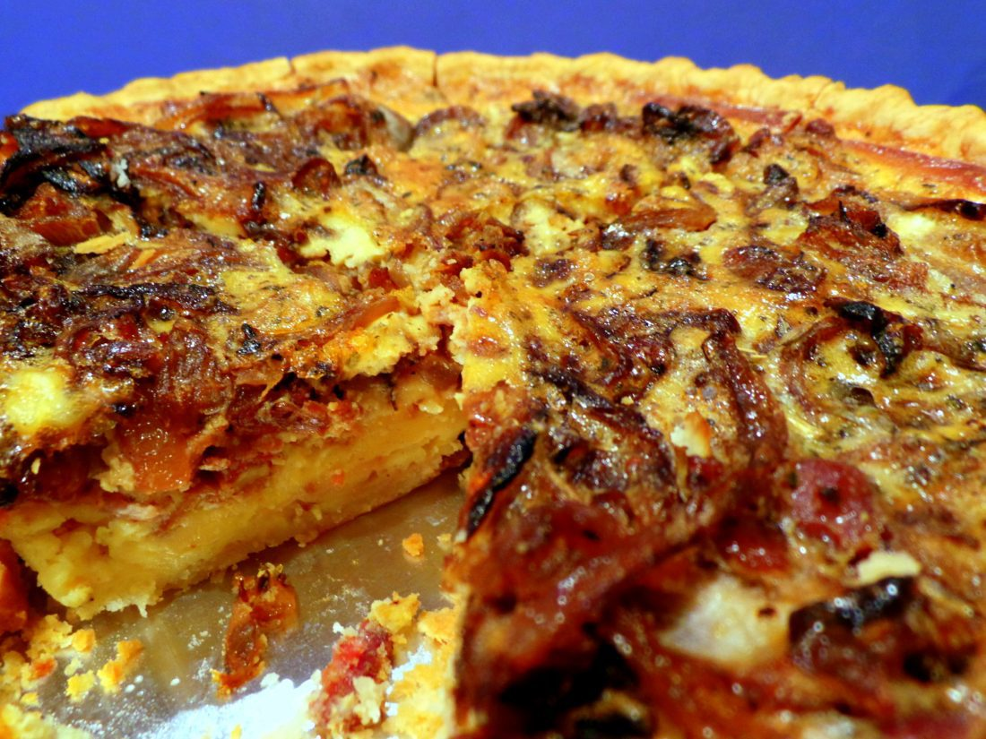 The Mother of all Quiche Recipes