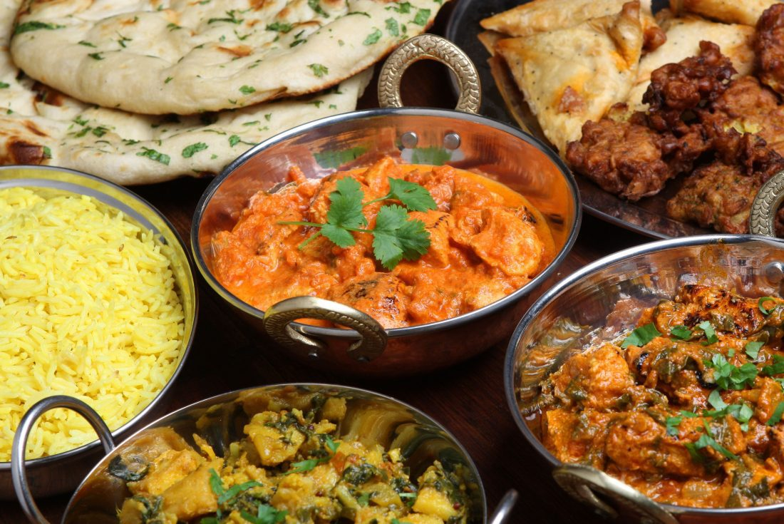 Warm Up with a Spicy Indian Dish Tonight