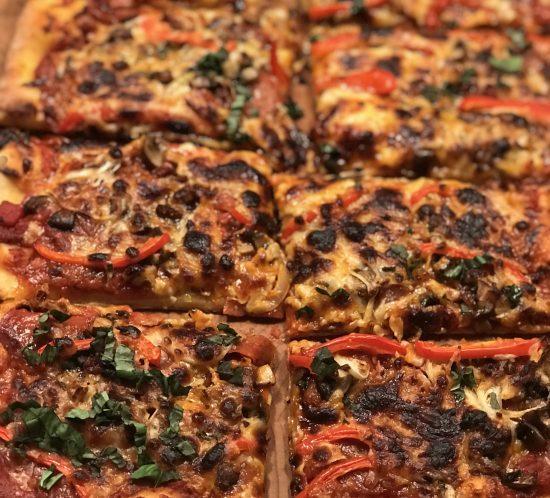 Pizza, Hot n' Fresh at Home!