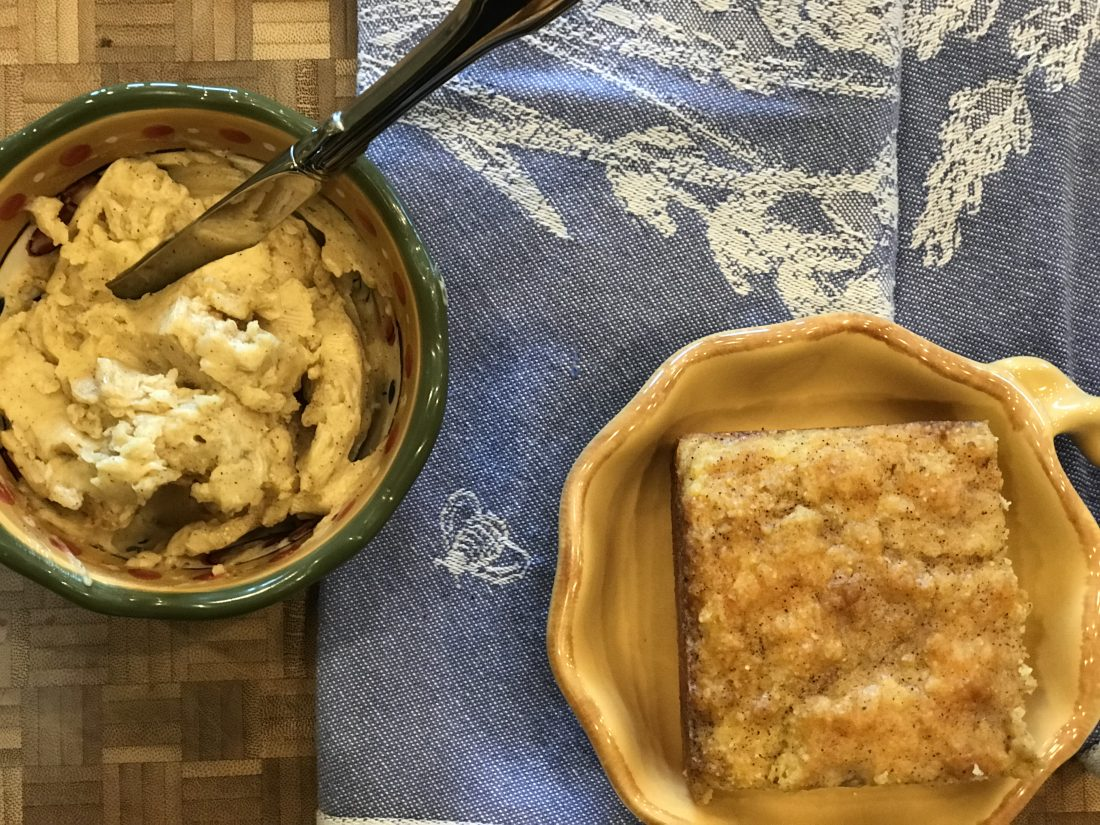 Summertime and the Cornbread Is Easy