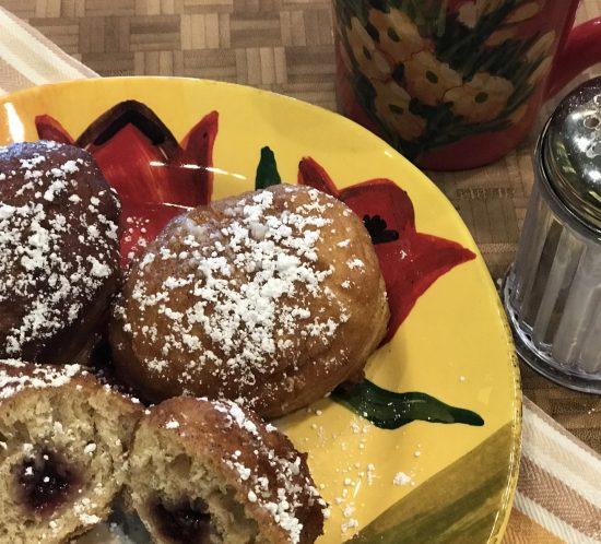 Jelly Donuts like Grandma Used to Make