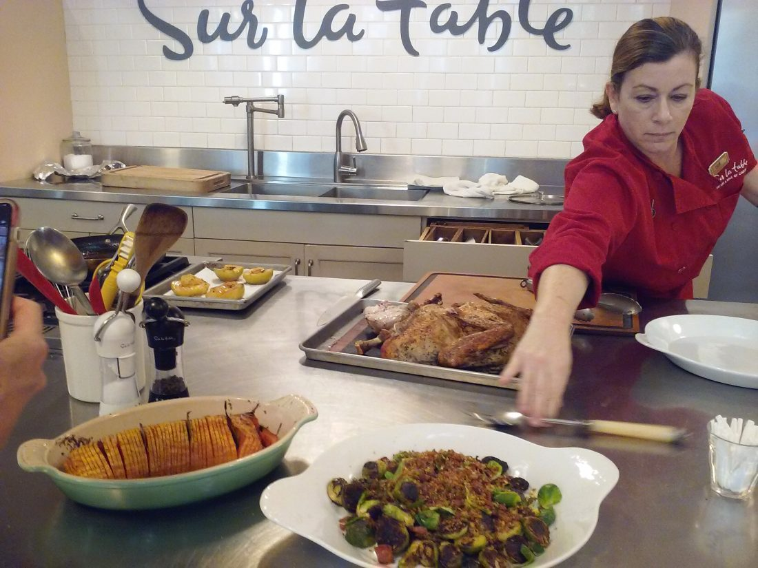 4 Bon Appetite Recipes for Thanksgiving