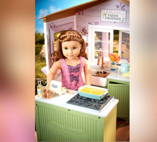 American Girl Introduces a Doll After My Own Heart