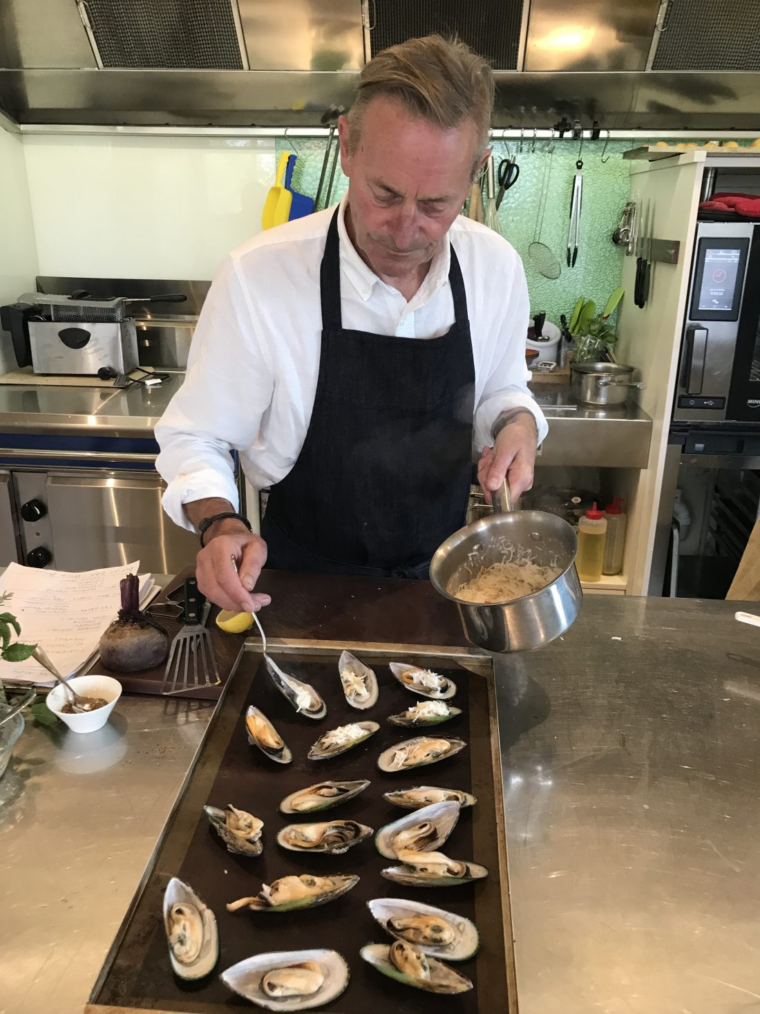 Kiwi Cooking Class: Learning in New Zealand