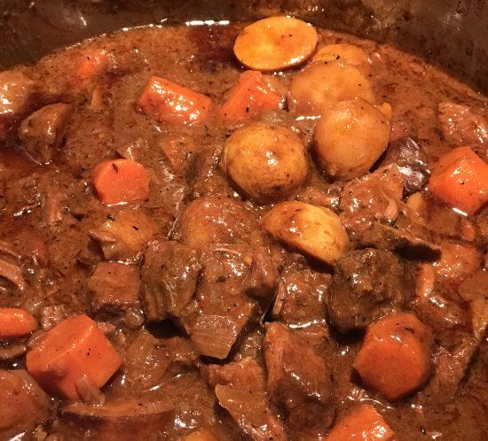 Not Julia's Beef Stew