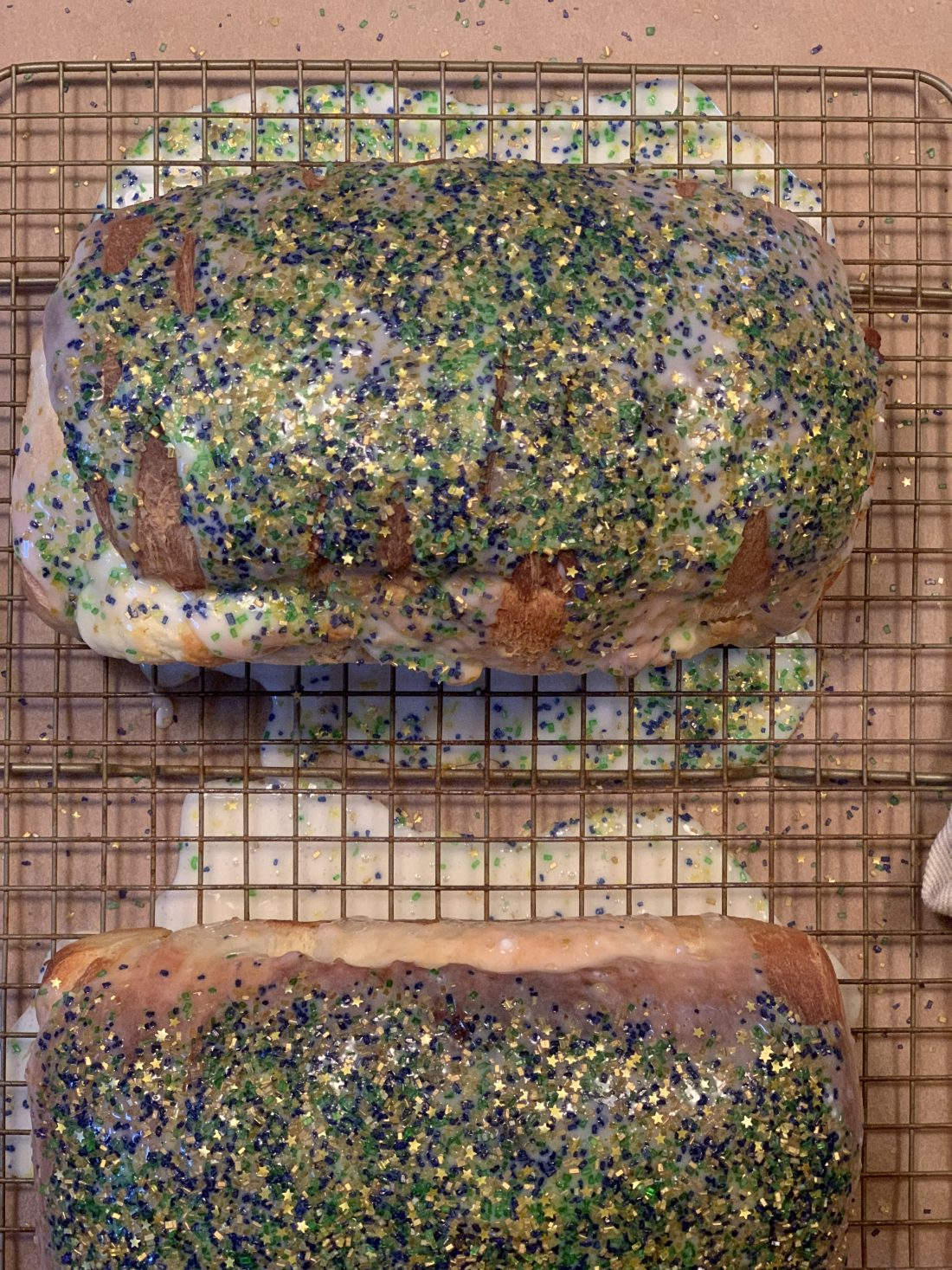 Break Bread on Mardi Gras Day with This Twist on King Cake
