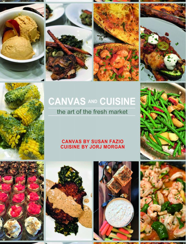 Canvas and Cuisine - Jorj Morgan