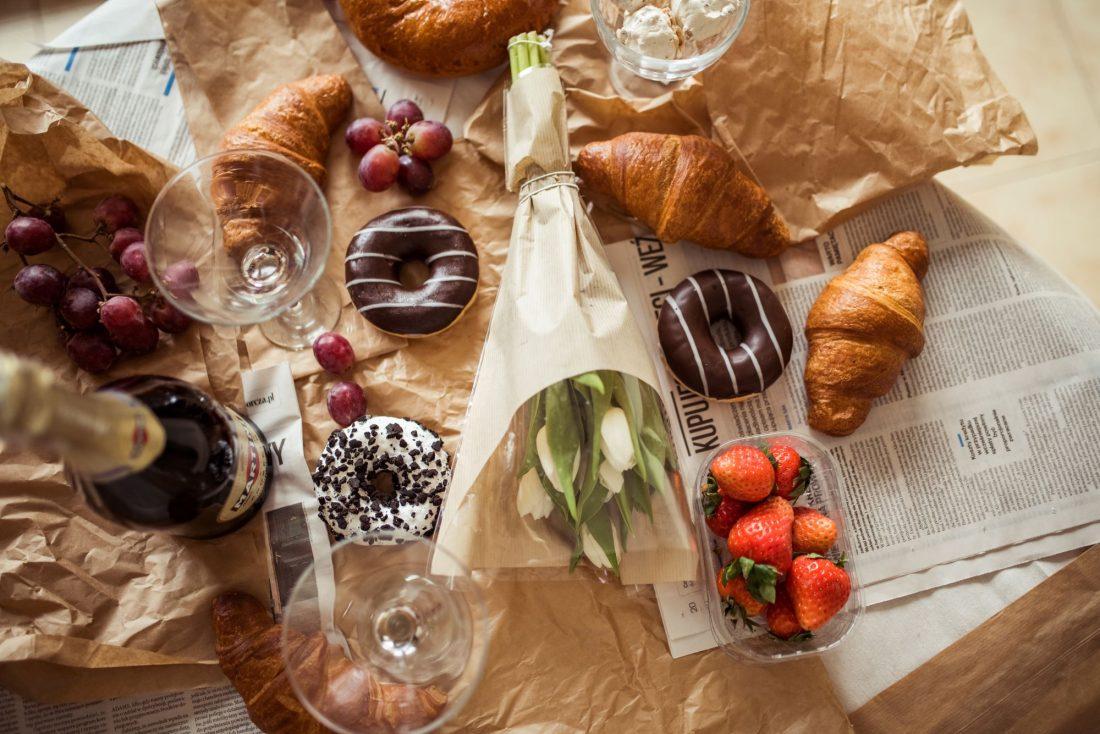 Spring Break Breakfast Buffet & Entertaining Ideas