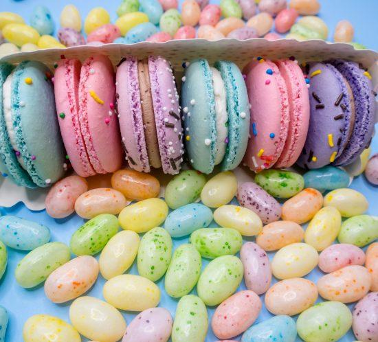 Macarons: Perfect Springtime Cookies