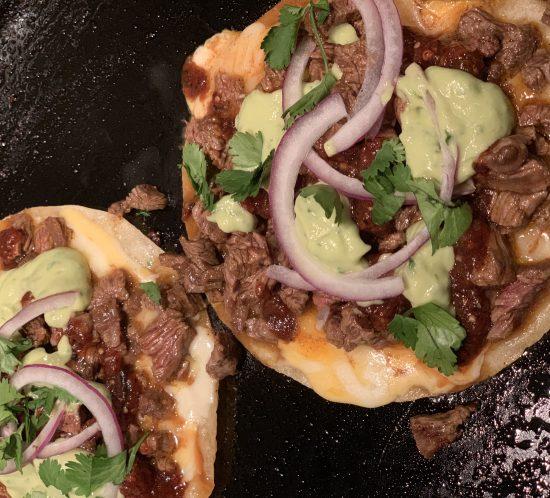 Steak Tacos w/my Signature Sauce for Cinco de Mayo