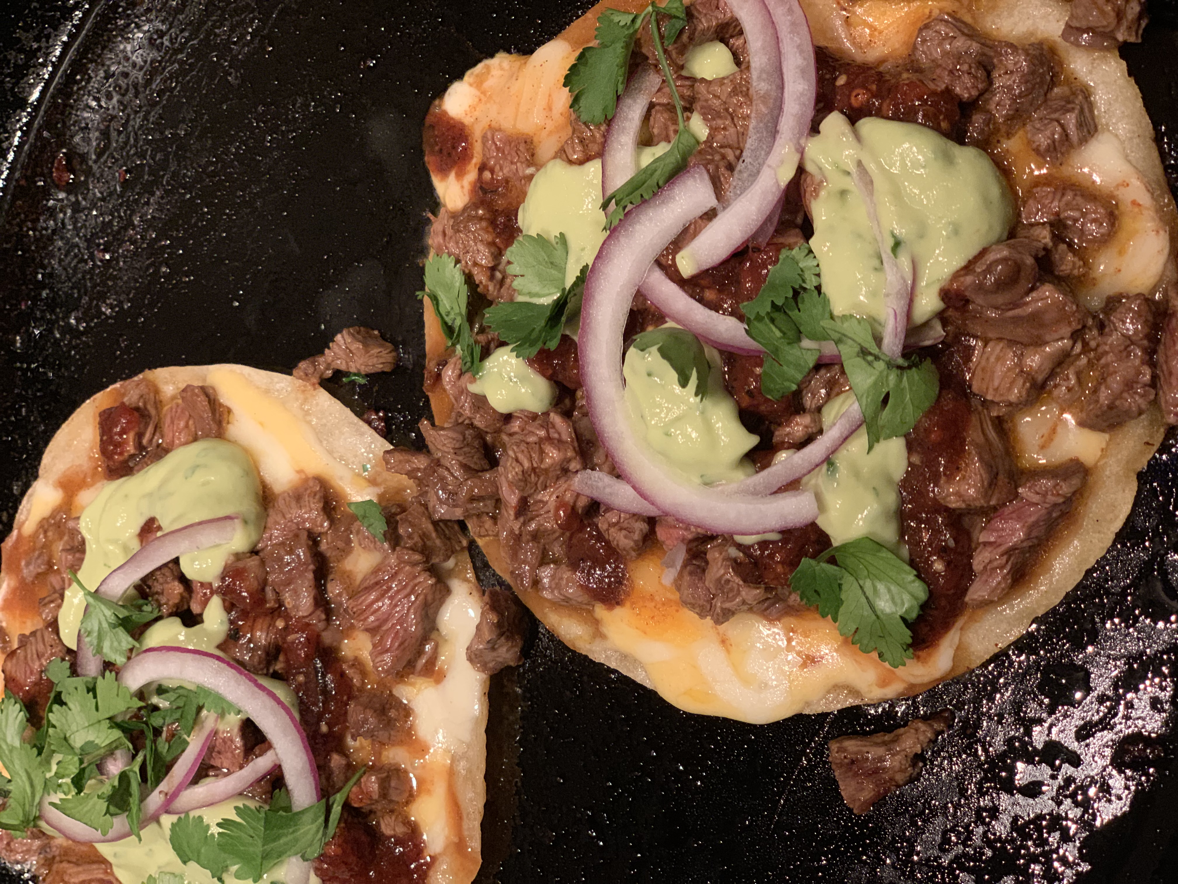 Steak Tacos/Carnitas