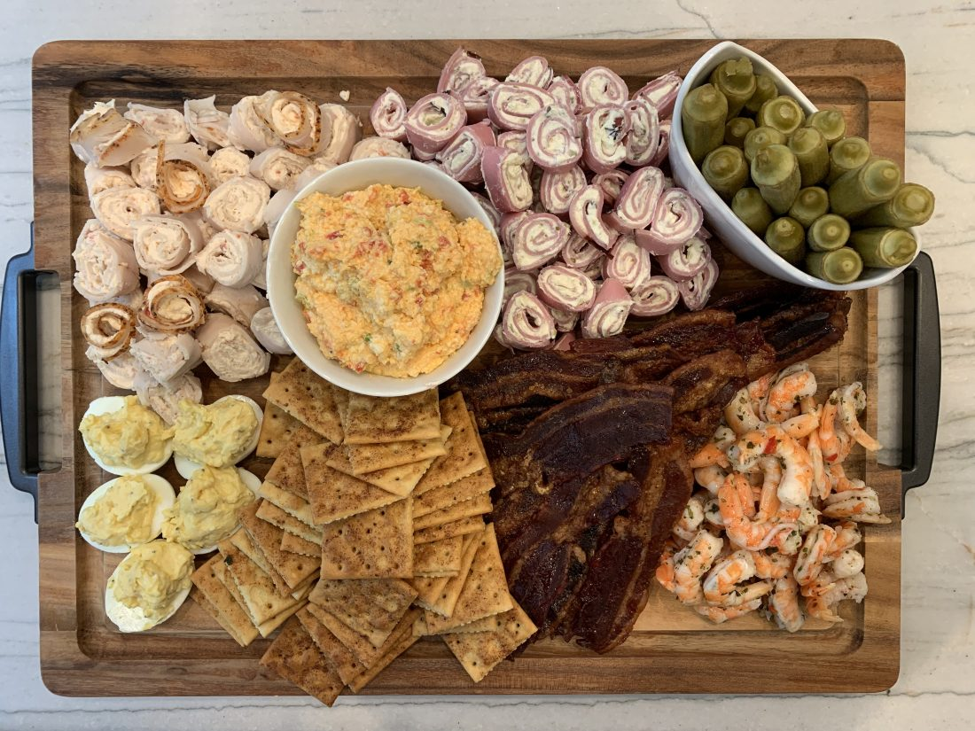 Southern Style Charcuterie with This Cocktail Pairing…