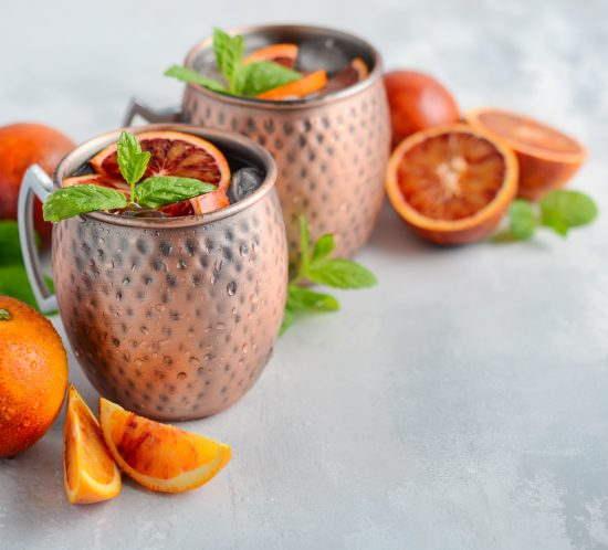 Moscow Mules are a Marvelous Summer Cocktail!