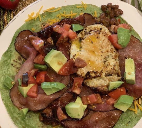 Huevos Rancheros…Southern Style!
