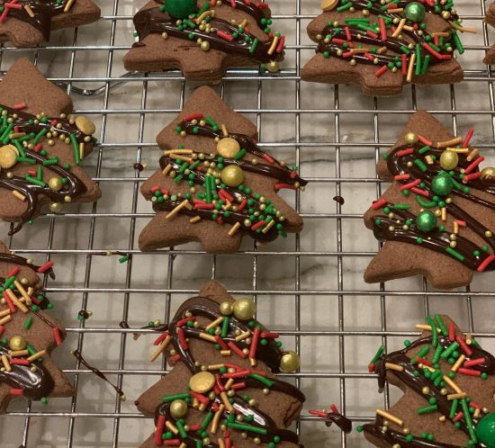 Homemade Cookies Make Great Last Minute Gifts!